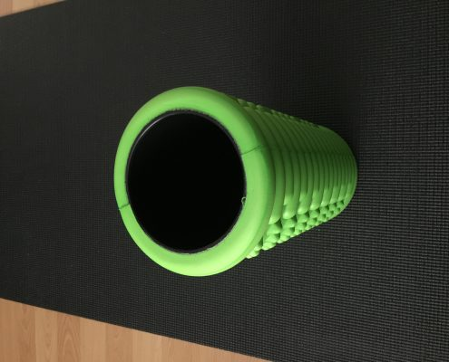 steam foam roller